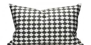 Waves - Black/Gray 40x60